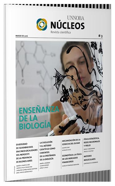 Núcleos #3 – Enseñanza de la biología