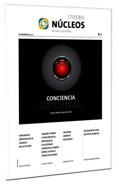 Núcleos #7 – Conciencia artificial en la ciencia y en la ficción